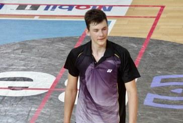 Badmintono turnyras Prienų arenoje (Fotoakimirkos)