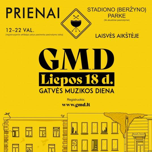 Skelbimas GMD 2020