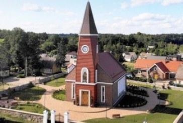 Balbieriškio bažnyčiai – 500 metų