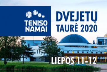"""""""Vytauto Mineral SPA"""" teniso dvejetų turnyre – prieniškio ir alytiškio sėkmė"""