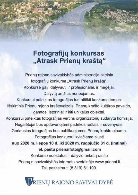 Fotografiju konkursas