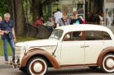 Istorinių automobilių paroda Birštone (Fotoreportažas)
