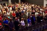Tautiškos  giesmės giedojimas Prienuose ir koncertas skirtas Mindaugo karūnavimo dienai (Fotoreportažas)