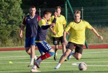 Prienų futbolo čempionatas. VI turas (Fotoakimirkos)