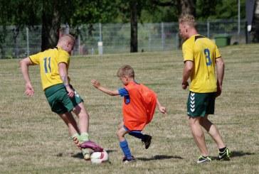 Stakliškių seniūnijos futbolo turnyras (Fotoakimirkos)