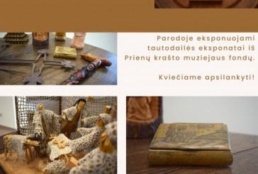 Paroda Prienų krašto muziejuje