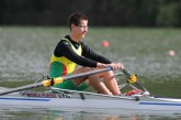 Birštono SC irkluotojas pradėjo pasiruošimą Europos jaunimo čempionatui