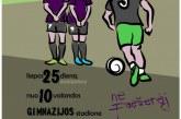 Jiezno seniūnijos futbolo turnyras