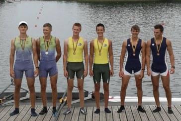 Birštono SC irkluotojai – jaunučių ir jaunimo čempionatų nugalėtojai