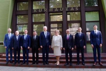 Birštonas pasitiko Prezidentą G. Nausėdą (Fotoreportažas_)