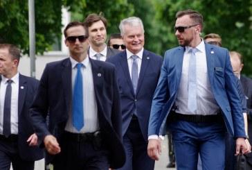 Prezidentas G. Nausėda Birštone (Konferencija, kelionė Nemunu). Fotoreportažas
