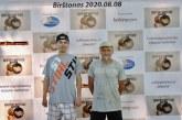 """Tarptautinio petankės turnyro """"Martinui Winteriui atminti"""" nugalėtoja – Birštono komanda"""