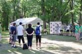 Birštono petankės aikštyne – tarptautinis dvejetų turnyras (Fotoreportažas). Pradžia