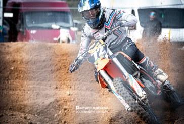 Donatas Babravičius – Lietuvos motokroso čempionato nugalėtojas