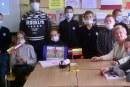 Tarptautinis mokyklų bibliotekų projektas  ,,Baltų literatūros savaitė-2020'' Jiezno gimnazijoje