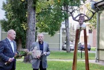 Vytauto Karčiausko kūrybos paroda Kurhauze (Fotoreportažas)