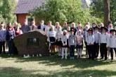 Balbieriškyje pagerbtas holokausto aukų atminimas (Fotoreportažas)