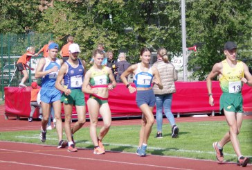 XXXIV A.Mikėno memorialo varžybos Birštono sporto centro stadione (Fotoreportažas).II dalis