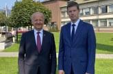 """Alvydas Vaicekauskas: """"Kviečiu palaikyti jaunąjį kandidatą į LR Seimą Deividą Dargužį"""""""