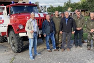 Stakliškių ugniagesių komandoje – atnaujintos buitinės ir poilsio patalpos