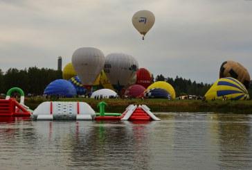 Lietuvos karšto oro balionų čempionatas (Fotoreporažas)