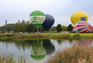 28-ąjįLietuvos karšto oro balionų čempionatą laimėjo Laurynas Komža
