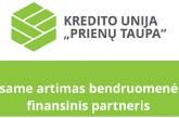 Lengvatiniai kreditai gelbstint žemės ūkį: LKU grupės kredito unijos prisideda prie finansinės pagalbos priemonių