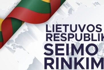 Pakartotiniame balsavimerinkimuose į Seimą dalyvaus Andrius Palionis ir Jūratė Zailskienė