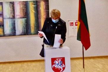 Rinkimų į Seimą diena (Fotoakimirkos)