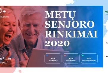 Pirmą kartą Lietuvoje – Metų senjoro rinkimai