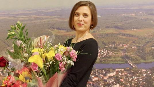 Rasa Kučinskienė – inovatyviausia 2020 metų biologijos irchemijos mokytoja šalyje