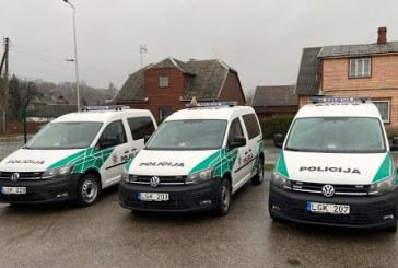 Policija. Svarbi informacija dėl judėjimo ribojimų, atsakymai į klausimus
