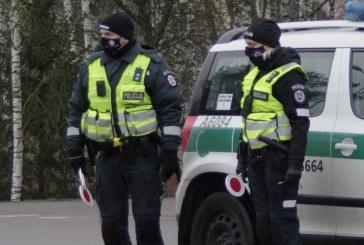 Policijai žinomas birštonietis nutarė pasivažinėti gerokai įkaušęs