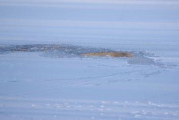Neatsargus pasivažinėjimastvenkinio ledu vos nesibaigė tragiškai