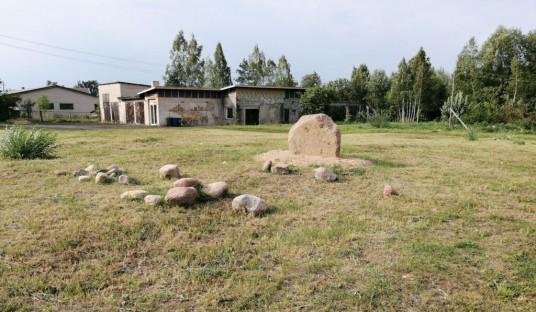 Jiezno žydų kapinės