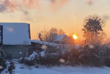 Žiemos išdaigos (Fotoakimirkos)