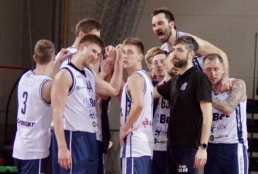 """""""CBet-KKSC"""" krepšininkai, pasitelkę  gynybos gniaužtus, įtikinamai įveikė studentus iš Klaipėdos"""