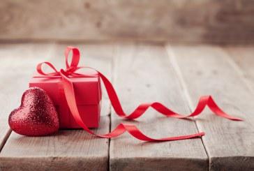 Ką naudingo padovanoti Valentino dienai