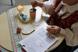 Velykinių margučių paroda iš Birštono sakralinio muziejaus rinkinių