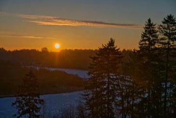 Auštantis rytas kurorte (Fotoreportažas)