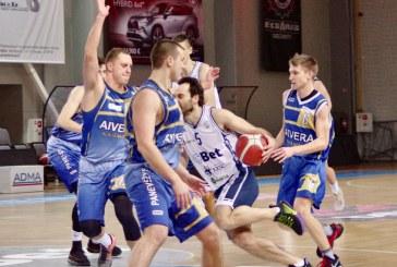 """Atlaikę ketvirtojo kėlinio košmarą """"CBet-KKSC"""" krepšininkai išplėšė pergalę prieš svečius iš Panevėžio"""