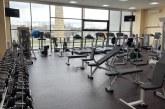 Nuo balandžio 26 d. pradės veikti Prienų sporto arenos treniruoklių salė
