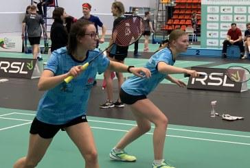 Balbieriškietė – nacionalinės badmintono lygos dalyvė
