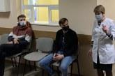 """""""Vaxzevria"""" vakcina paskiepyta ir dalis Prienų KKSC darbuotojų bei trenerių"""