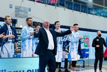 Prienų krepšinio legenda treneris Virginijus Šeškus – dukart NKL čempionas