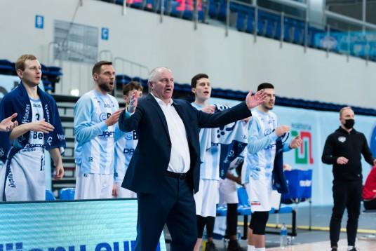 Virginijus Šeškus - dukart NKL čempionas