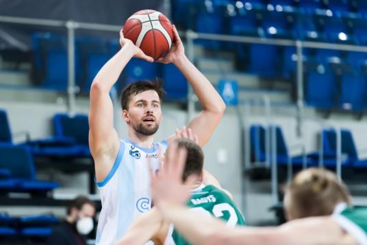 Edvinas Šeškus - NKL finalinio ketverto MVP