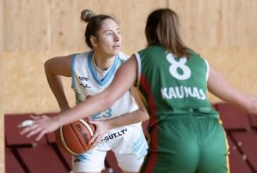 Kraštietė Rita Žilinskaitė – rungtynių MVP