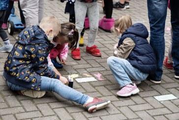 Jiezne praūžė vaikų dienos šventė (Fotoreportažas)