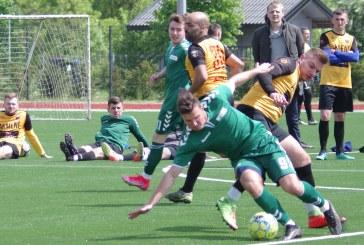 Mažojo futbolo pirmenybės. Prienų (I) turas (Fotoreportažas)
